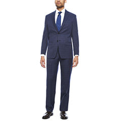 Collection by Michael Strahan Blue Classic Fit Suit Separates