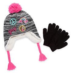 Capelli Of N.Y. Girls Cold Weather Set-Big Kid