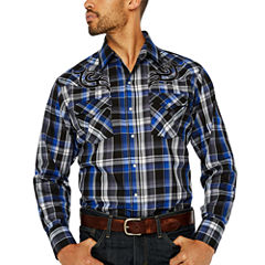 Ely Cattleman Long Sleeve Western Workwear