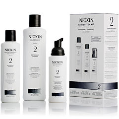Nioxin® Hair System 2 Kit for Noticeably Thinning Hair