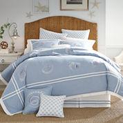 Croscill Classics® Embroidered Shells Comforter Set & Accessories