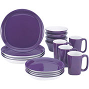 Rachael Ray® Round & Square Dinnerware Collection