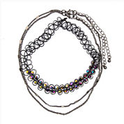 Decree® Chain, Jelly & Bead Necklace