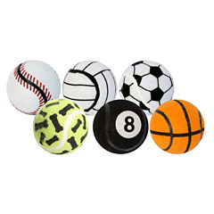 Animal Planet™ 6-pk. Pet Toy Tennis Balls