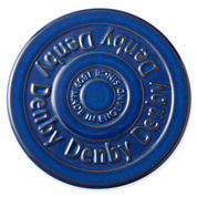 Denby Imperial Blue Trivet Serving Tray
