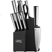 Ginsu® Koden Series 10-pc. Stainless Steel Knife Set