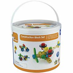 Kids Preferred Windsor 48-Pc. Constrcution Block Set 48-pc. Interactive Toy - Unisex