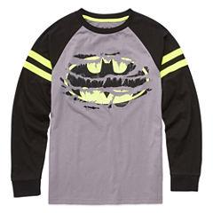 Batman Graphic T-Shirt-Big Kid Boys