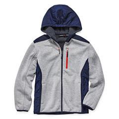 Reebok Boys Midweight Sweater Jacket
