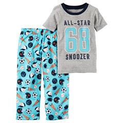 Carter's 2-pc. Kids Pajama Set Boys