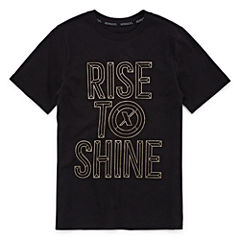 Xersion Graphic T-Shirt-Big Kid Boys Husky