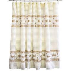 Popular Bath Savoy Shower Curtain