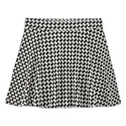 Total Girl® Textured Skirt - Girls 7-16 and Plus