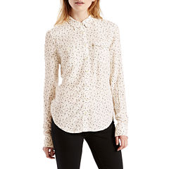 Levi's® Long-Sleeve Tailored Classic Western Shirt