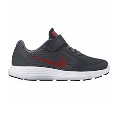 Nike Revolution 3 Boys Running Shoes - Little Kids