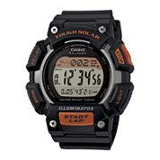 Casio® Tough Solar Illuminator Mens Runner Sport Watch STLS110H-1A