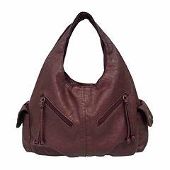 St. John's Bay® Double Shoulder Hobo Bag