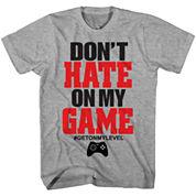 Game Hate Short-Sleeve Tee
