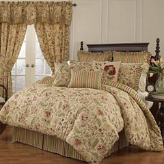 Waverly® Imperial Dress Antique 4-pc. Comforter Set & Accessories