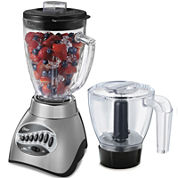 Oster® 16-Speed Blender with Food Processor Attachment