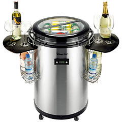 Magic Chef® 50-Liter Portable Party Cooler