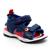 Carter's® Boys Jaws Light-Up Sandals - Toddler