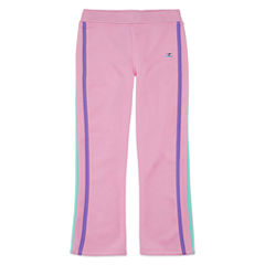 Champion® Fleece Fit-and-Flare Pants - Toddler Girls 2t-4t