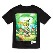 Legend of Zelda™ Link Short-Sleeve Graphic Tee - Preschool Boys 4-7