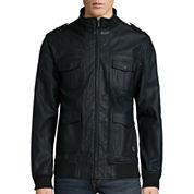 i jeans by Buffalo Apollo Leather Jacket