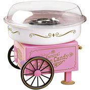 Nostalgia Electrics™ Hard & Sugar-Free Candy Cotton Candy Maker