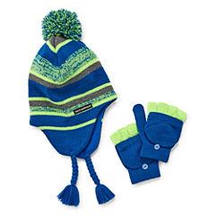 Weatherproof Peruvian Hat - Boys Preschool 4-7