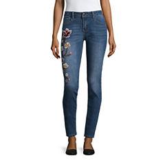 Love Indigo Skinny Fit Jean