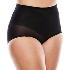 Cortland Intimates Back-Support High-Waist Briefs - 4002 Plus