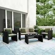 Sonax Creekside 4-pc. Patio Lounge Set