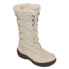 Totes Tracey III Tall Lace-Up Winter Boots