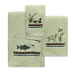 Bacova Guild Live Love Lake Bath Towel Collection