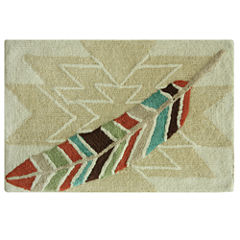 Bacova Guild Southwest Boots  Bath Rug