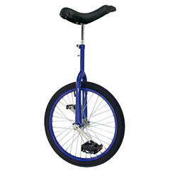 Fun Bike Blue 20 Unicycle With Alloy Rim