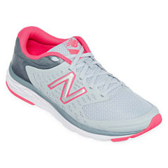New Balance Lace Up For The Cure 490 Womens Walking Shoes