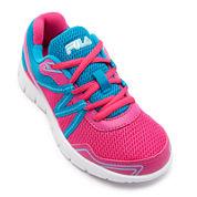 Fila® Fiction Girls Running Shoes - Kids