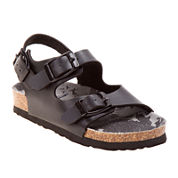 Rugged Bear Boys Strap Sandals