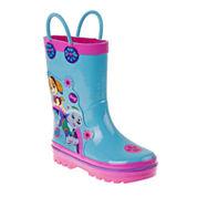 Nickelodeon™ Paw Patrol Girls Rain Boots - Toddler
