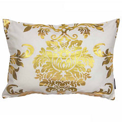 Kensie Oliver Square Throw Pillow