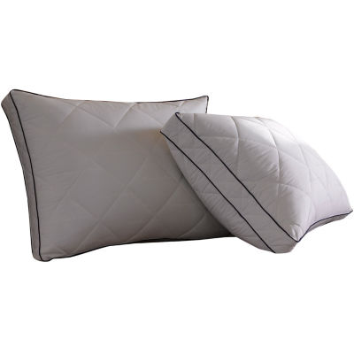 pacific coast quilted resilia feather pillow