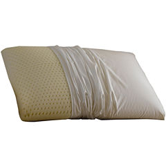 Restful Nights® Even Form™ Latex Foam Pillow with Cover