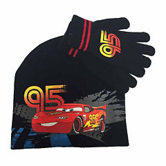 2-pc. Lightning McQueen Beanie and Gloves Set - Preschool Boys 4-7