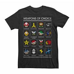 Nintendo® Short-Sleeve Super Mario Kart Graphic T-Shirt