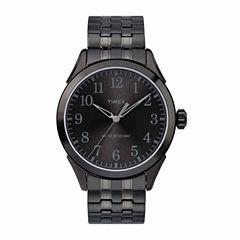 Timex Briarwood Mens Black Bracelet Watch-Tw2r482009j