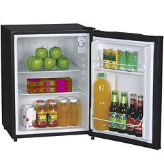 Magic Chef® 2.4 cu. ft. Black Refrigerator