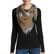 Mixit™ Rosey Floral Scarf